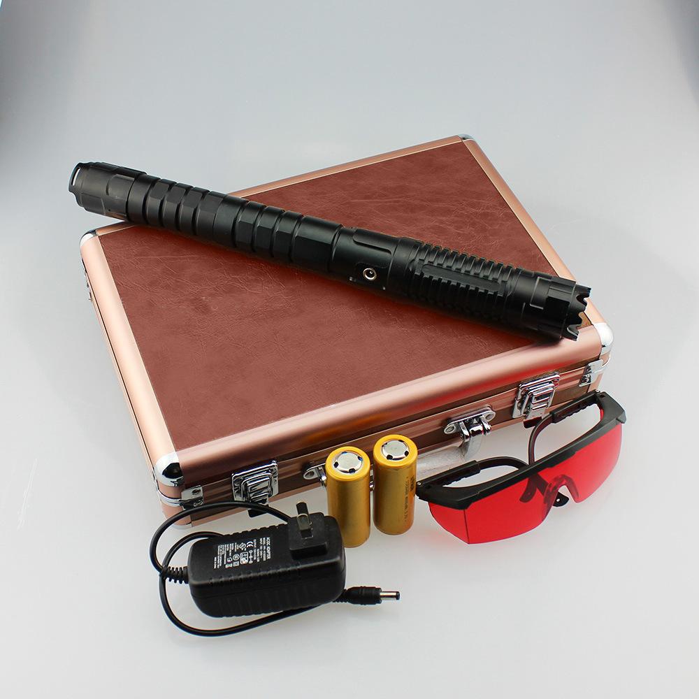 450nm 10000mw Blue Laser Pointer Pen