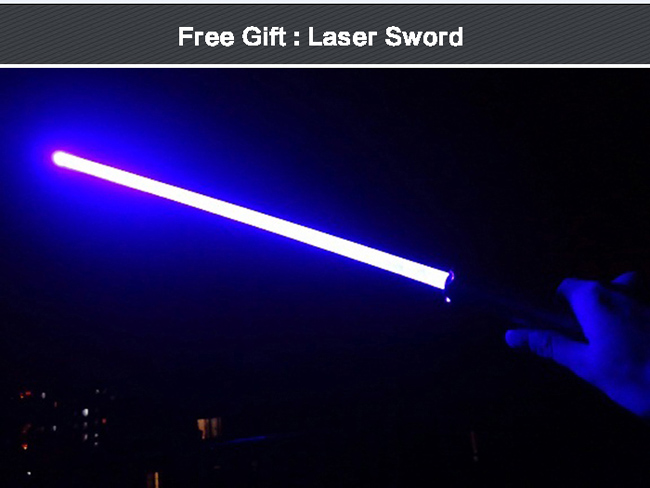 =Powerful 7000mW Laser