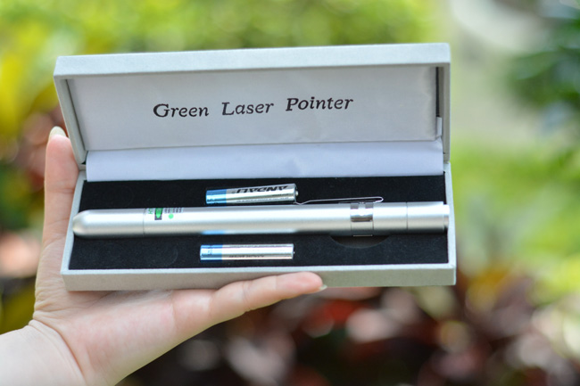 Package of Laser Pen