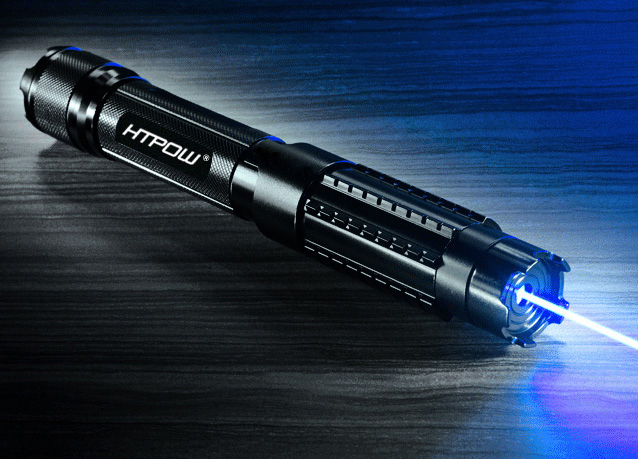 HTPOW 30000mw Powerful Blue Laser Pointer