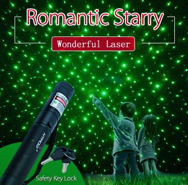 5000mW Green Laser