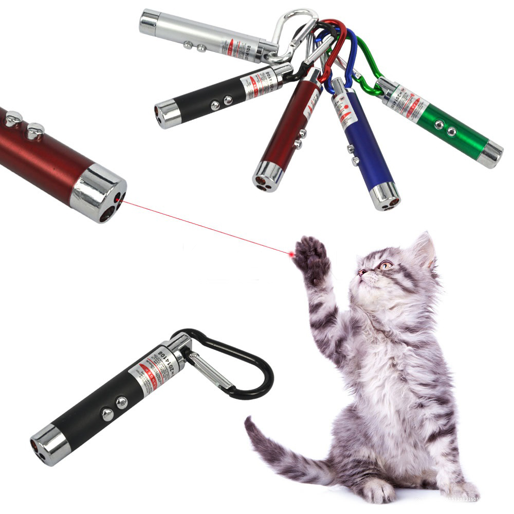 Cat Laser Pointer Pen